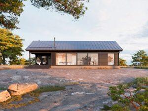 Архитект Туули Петяя-Сирен: новите вили Тирски и Туули ви канят да се отпуснете сред природата
